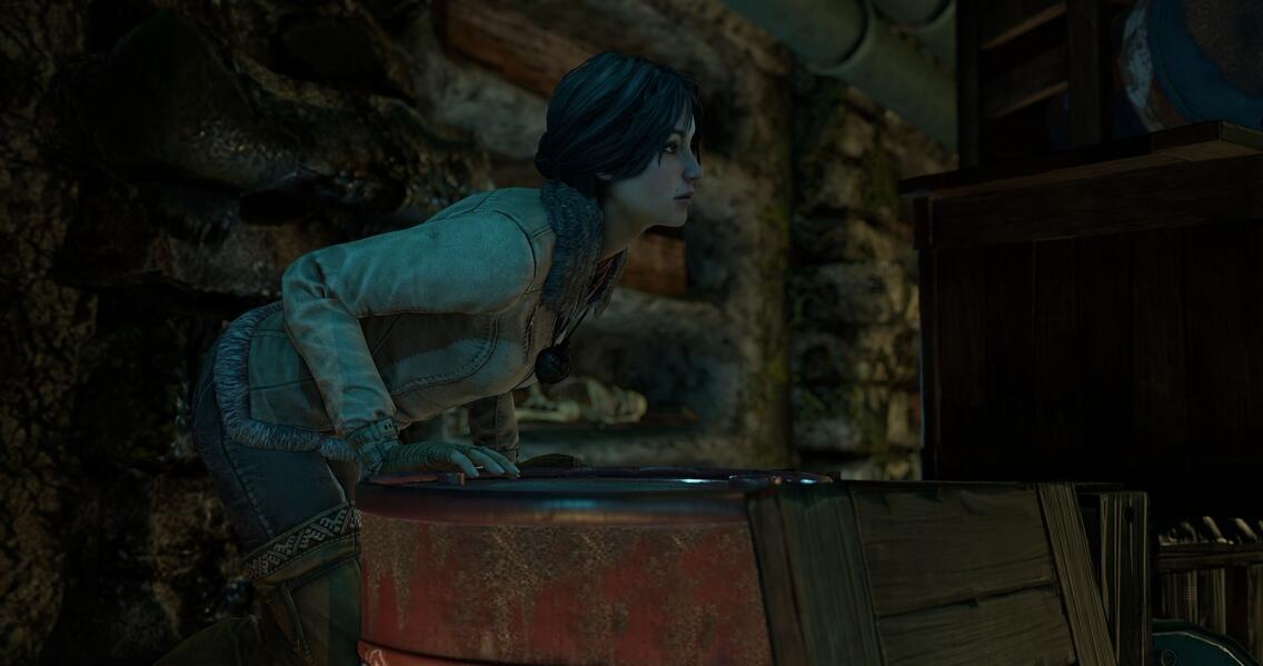 Syberia 3 Screenshot
