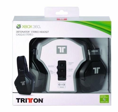 Tritton Detonator Stereo Headset