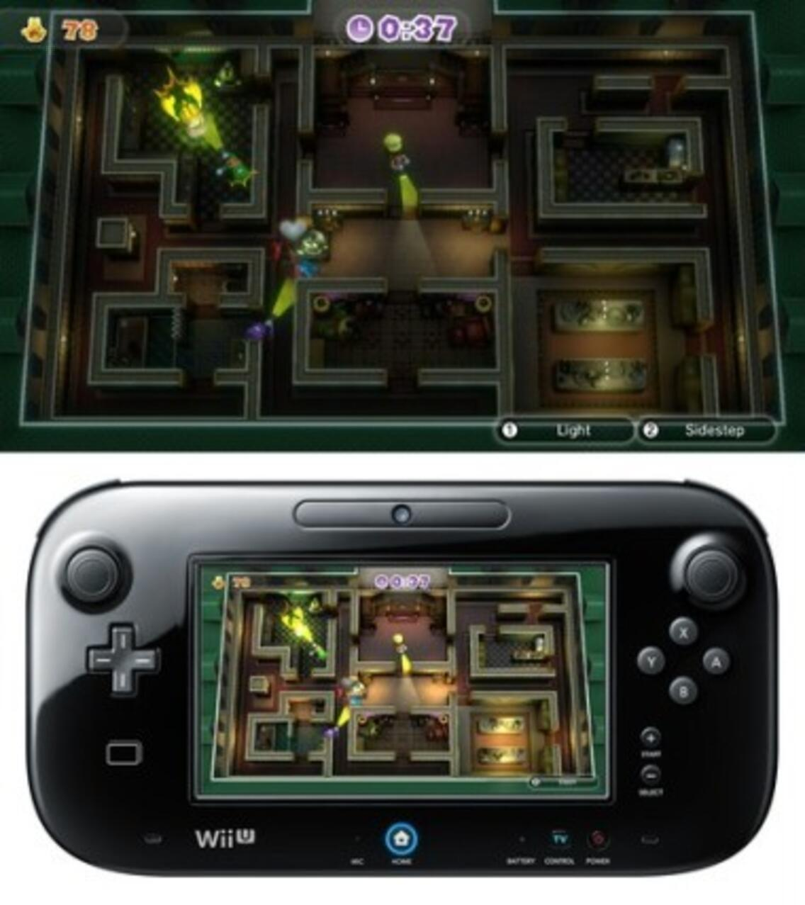 Nintendo Wii U Screenshot
