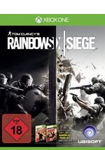 Tom Clancy´s Rainbow Six: Siege + Steelbook
