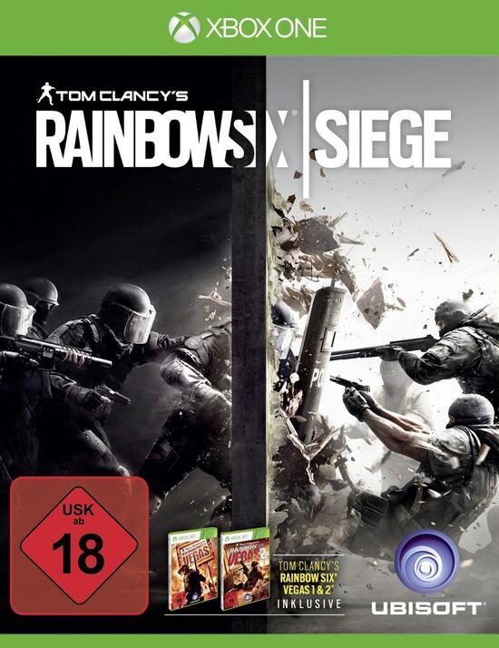Tom Clancy´s Rainbow Six: Siege + Steelbook