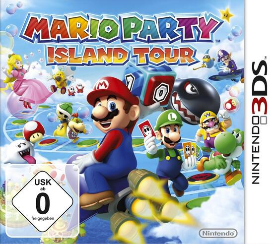 Mario Party Island Tour Ds Gamestop