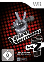 The Voice of Germany Volume 2 (incl. 2 Mikrofone)