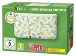 3DS XL Konsole Grün Luigi Limited Edition