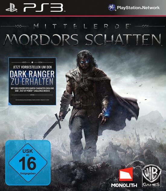 Mittelerde: Mordors Schatten (Day One Edition)
