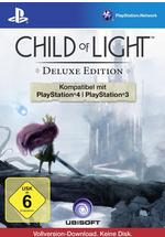 Child of Light (Code in a Box) Deluxe Edition