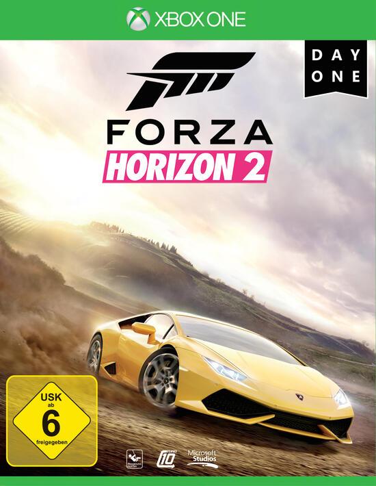 Forza Horizon 2 Day One-Edition
