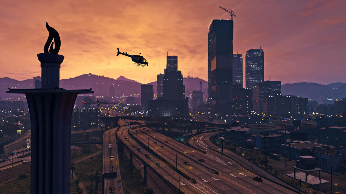 Grand Theft Auto V Screenshot