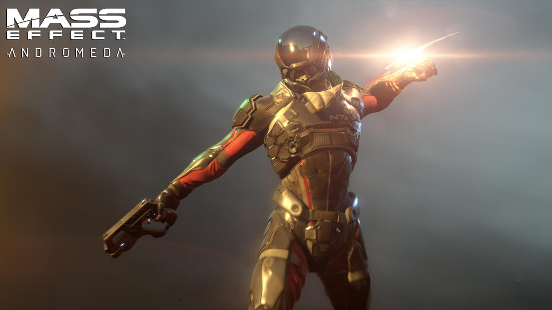 Mass Effect: Andromeda Screenshot