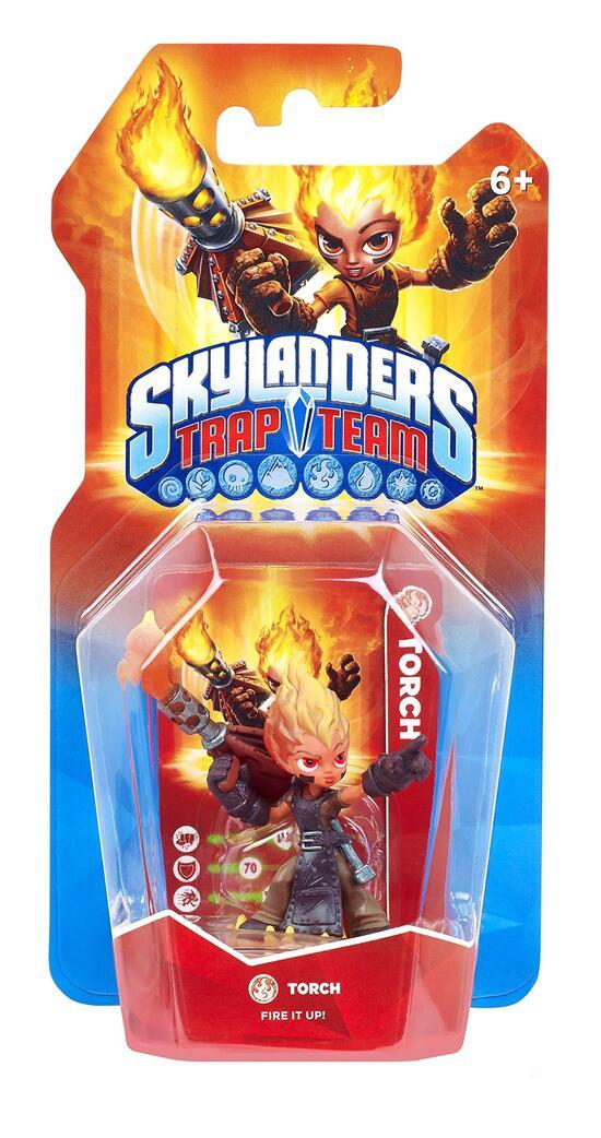Skylanders Trap Team Torch Gamestop Ch