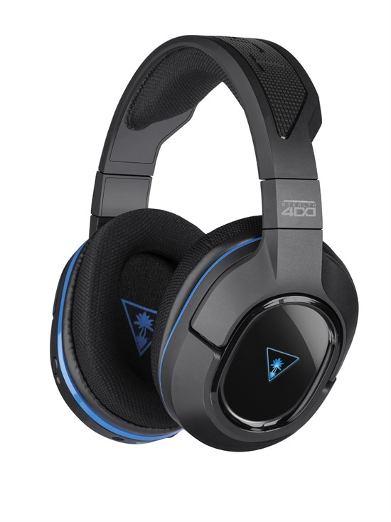 ps4 turtle beach ear force stealth 400 wireless headset. Black Bedroom Furniture Sets. Home Design Ideas