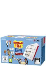 2DS Konsole weiss + Tomodachi Life