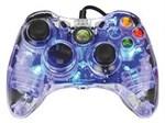 Xbox 360 Afterglow Controller blau