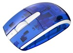 Rock Candy - Gaming Mouse wireless blau