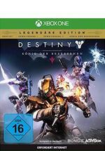Destiny König der Besessenen - Legendäre Edition
