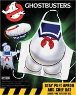 Ghostbusters - Marshmellow Man Kochschürze