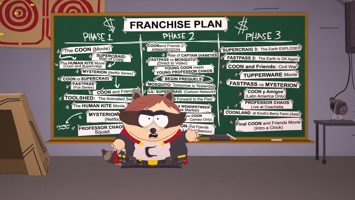 South Park: Die Rektakuläre Zerreißprobe Screenshot