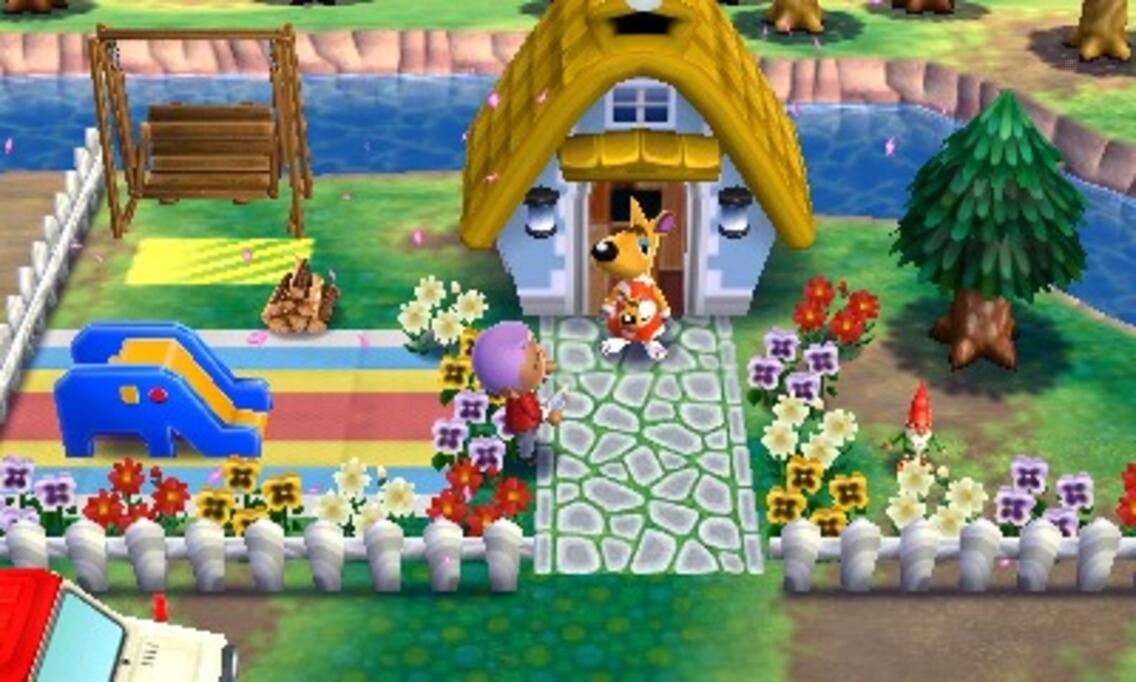 Animal crossing happy home designer power for 7 11 happy home designer
