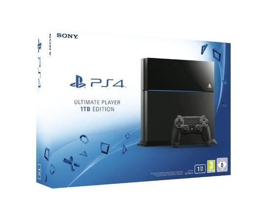 PlayStation 4 Konsole 1TB Ultimate Player Edition