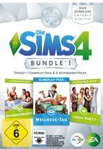 Die Sims 4 - Bundle 1 (Code in der Box)