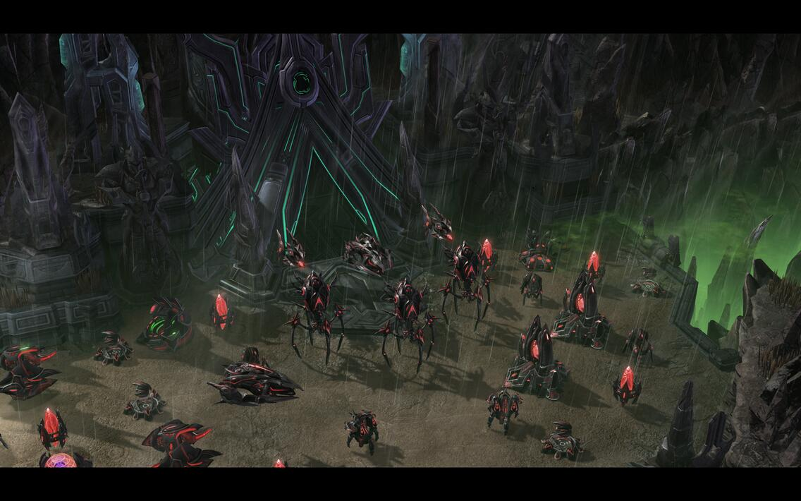 StarCraft 2: Legacy of the Void Screenshot
