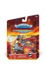 Skylanders SuperChargers - Single Vehicle Burn Cycle