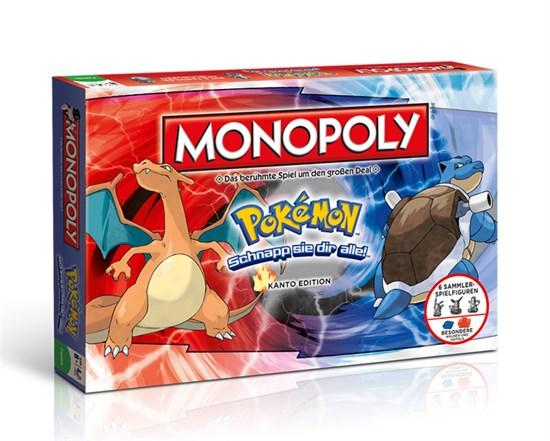 Pokemon - Monopoly