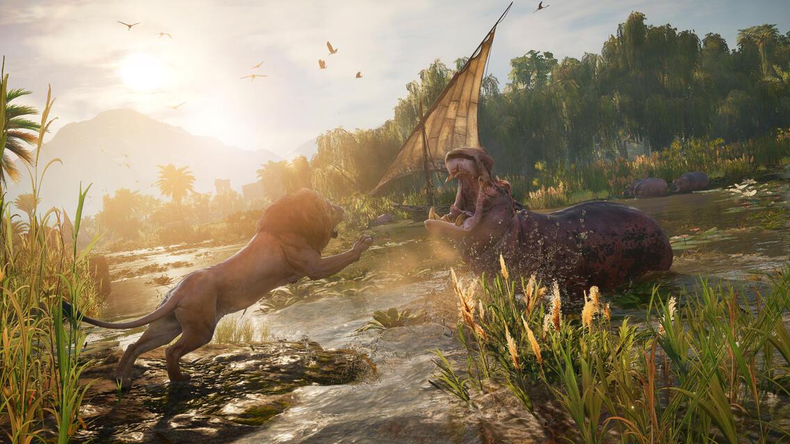 Assassin's Creed: Origins Screenshot