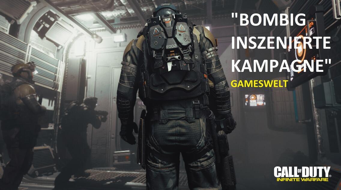 Call of Duty: Infinite Warfare Screenshot