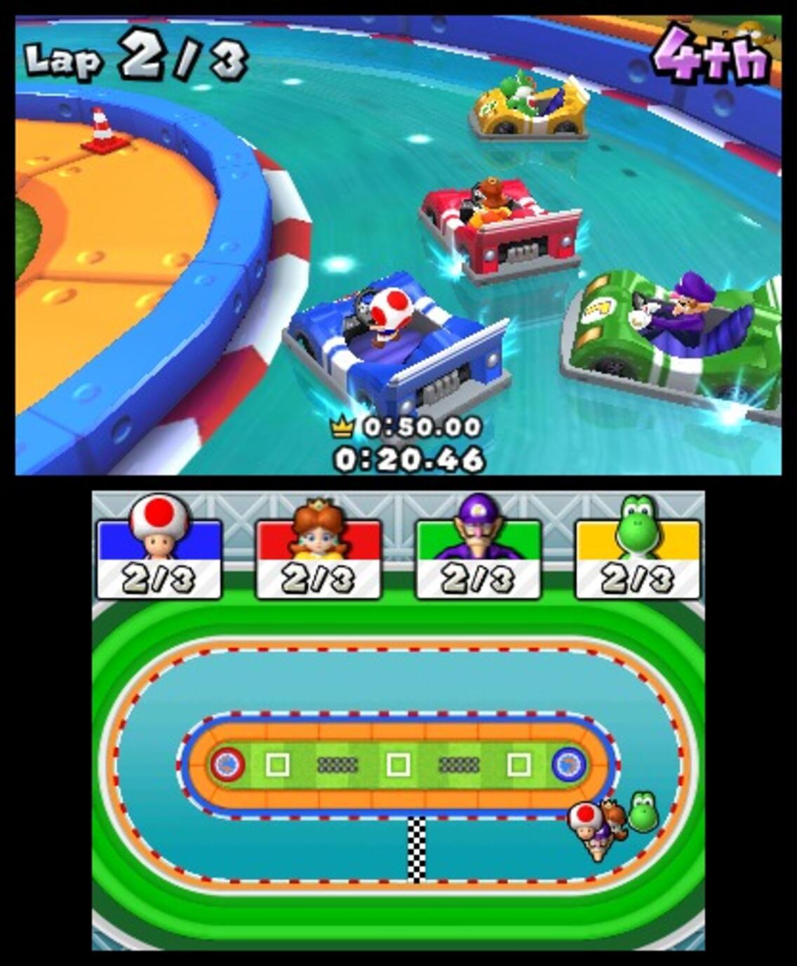 Mario Party Island Tour Ds Gamestop