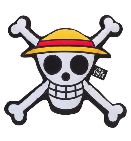 One Piece - Kissen Skull 39 x 39 cm