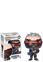 Overwatch - POP! Vinyl-Figur Soldier 76
