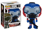 Doom - POP! Vinyl-Figur Marine American Hero Variant