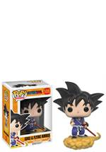 Dragon Ball Z - POP! Vinyl Figur Goku & Flying Nimbus