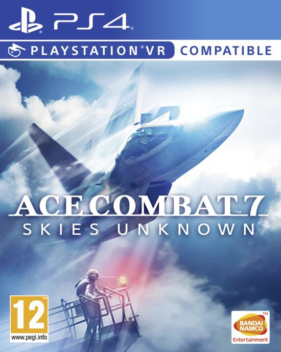 PlayStation VR Ace Combat 7