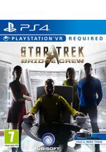 PlayStation VR Star Trek: Bridge Crew VR