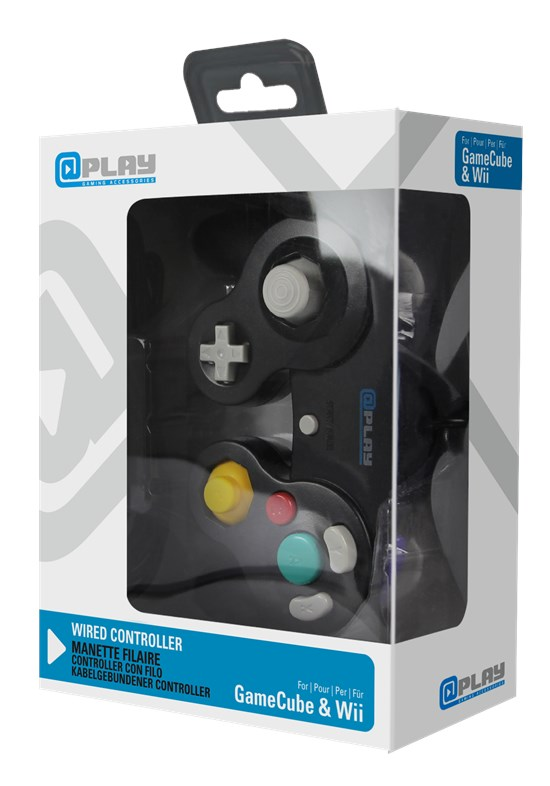 @Play: GameCube & Wii Controller