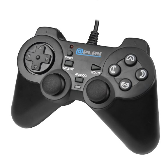 @Play: PS2 Controller