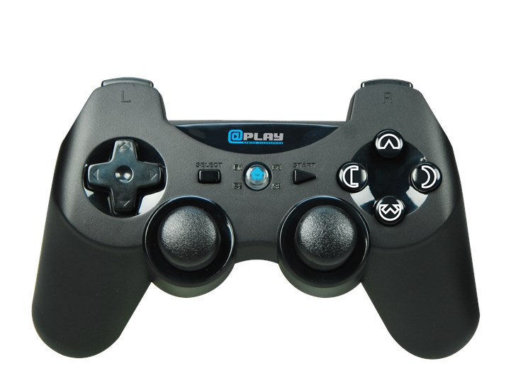 @Play: PS3 Bluetooth Controller