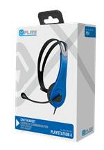 @Play: PS4 Chat Headset