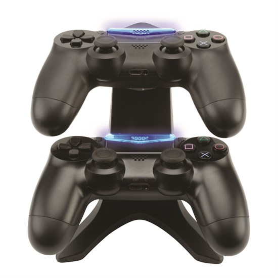 @Play: PS4 Dual Charge Station