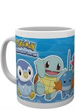 Pokemon - Tasse Water Partners