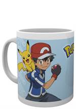 Pokemon - Tasse Ash