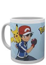 Pokémon - Tasse Ash