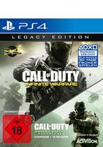 PS4 COD Infinite War Leg Ed