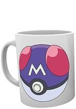 Pokemon - Tasse Masterball