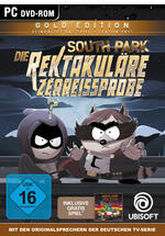 South Park: Die rektakuläre Zerreißprobe Gold Edition