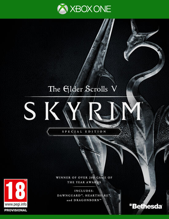 The Elder Scrolls V: Skyrim - Special Edition
