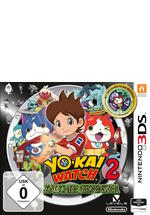 YO-KAI WATCH 2 - Knochige Gespenster inkl. Medaille
