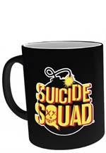 Suicide Squad - Thermoeffekt-Tasse